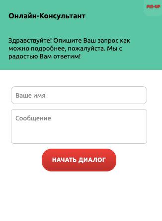 contact pin up bet